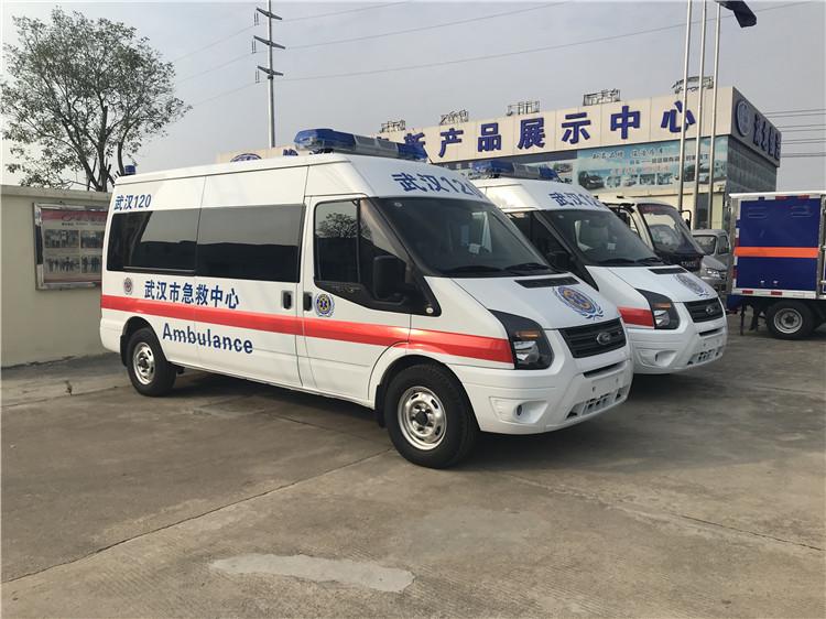 有口碑的普通型醫院救護車市場價格