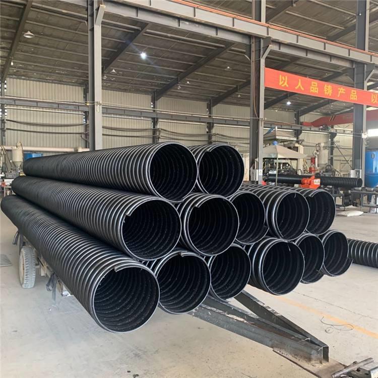 廊坊市HDPE钢带增强螺旋波纹管规格