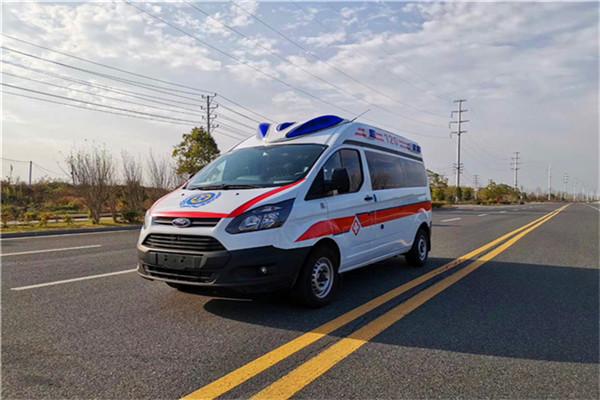 亳州可靠的120救护车厂家售价
