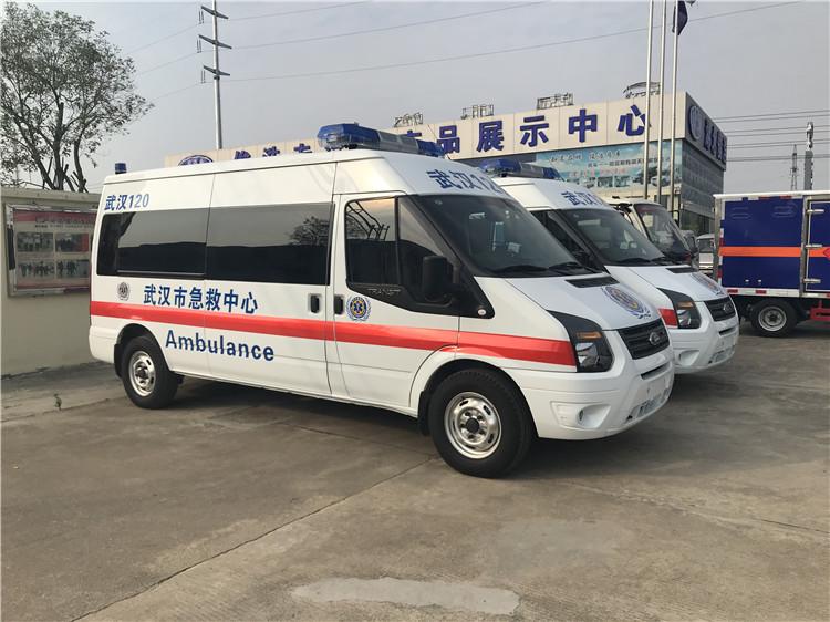 買一臺江鈴福特長軸救護車排行榜