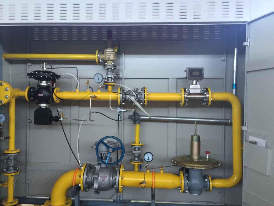 卢氏燃气调压装置有限公司
