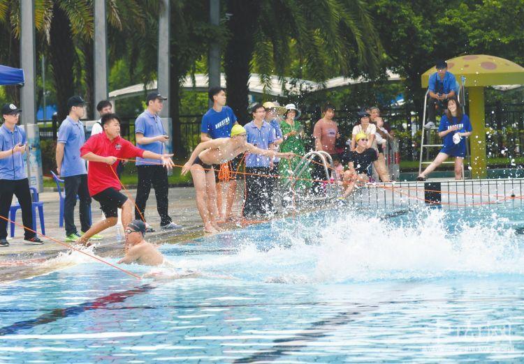 泰州市游泳救生员考试怎么报名来这家效率超快赶紧申请