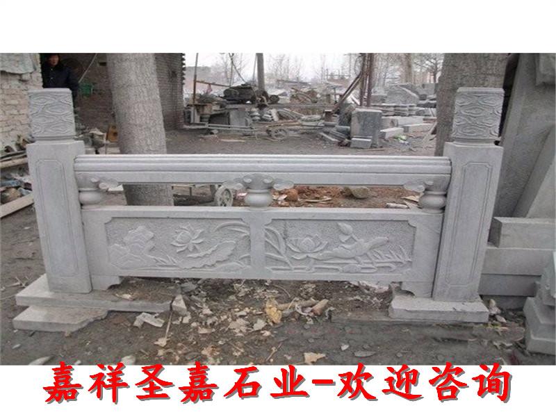 汕头石栏杆定做的石雕龙柱子公司