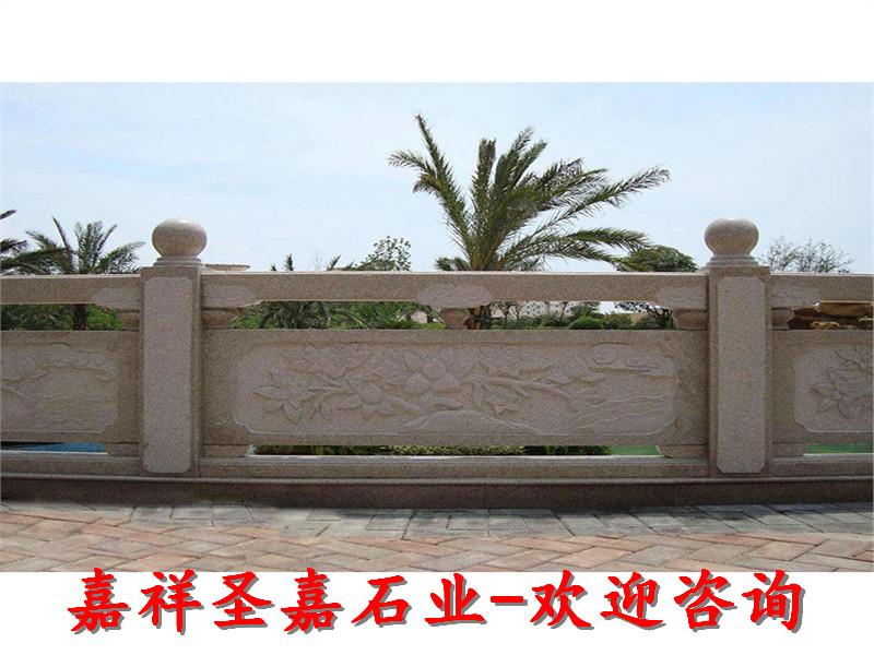 任丘石栏杆生产厂家石雕孔子像定做厂家供货