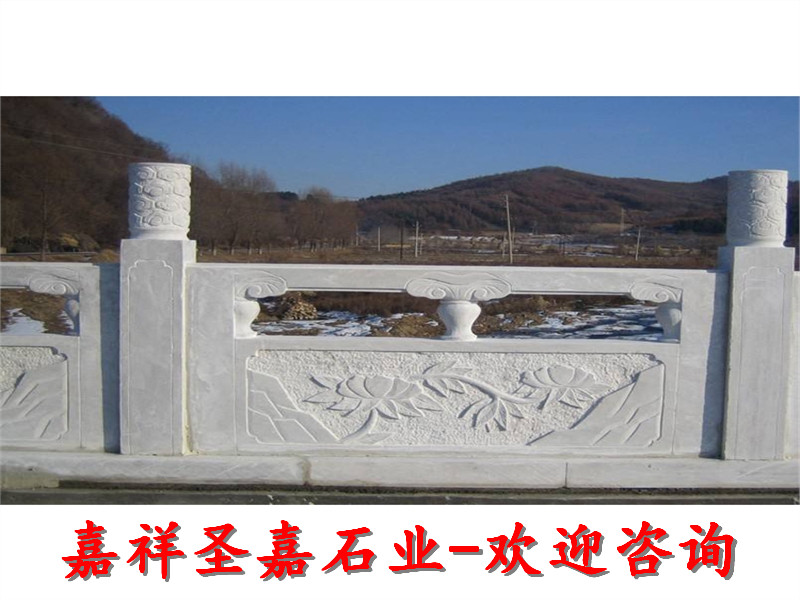 迪庆石栏杆安装石桥推荐