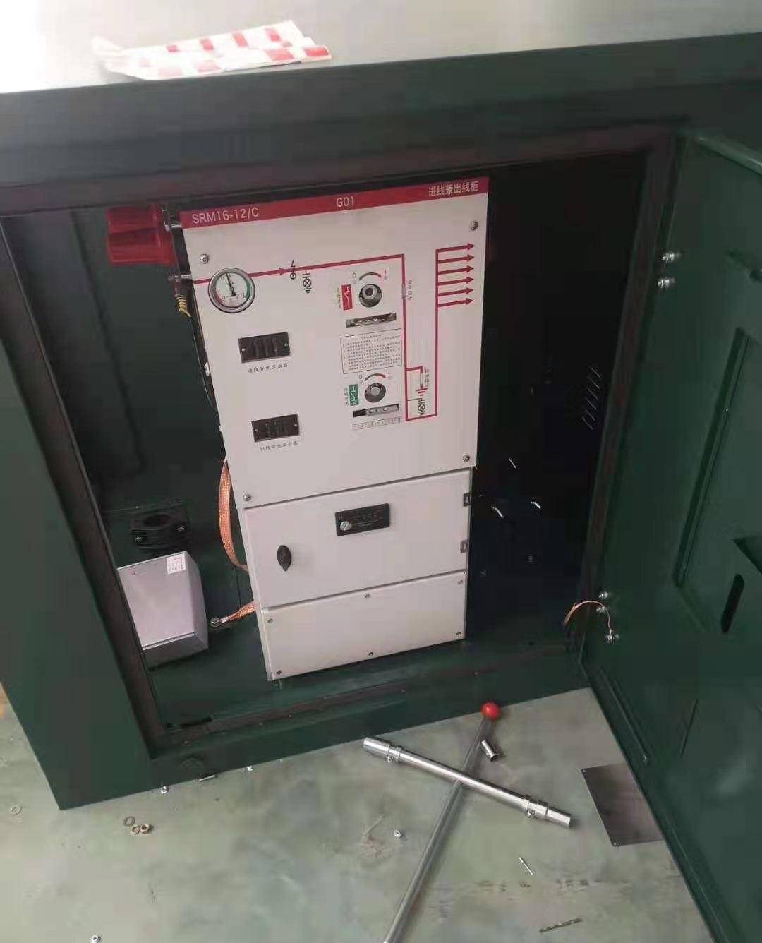 吉安市高压电缆分支箱实拍图片