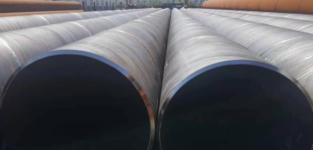 延长大口径双面埋弧焊螺旋焊管欢迎来访