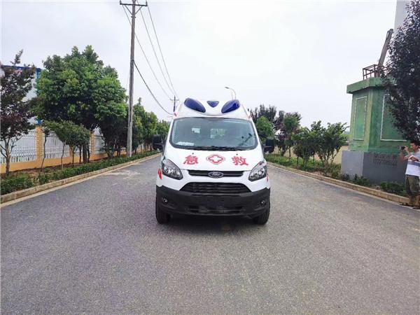 内蒙古自治区大通救护车金杯海狮救护车厂家联系方式