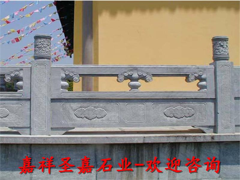 单县石雕石栏杆石雕关公像定做供应商