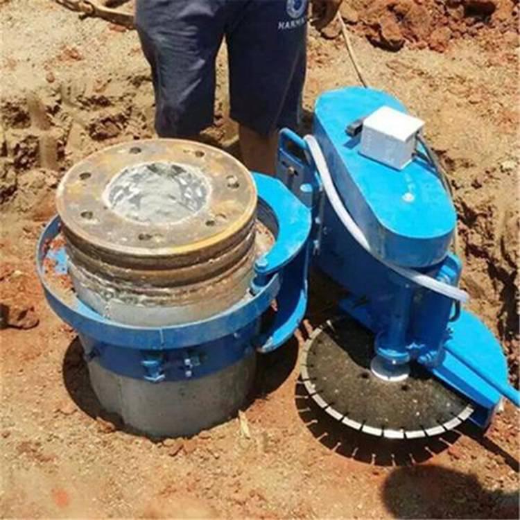 威海水泥桩切桩机混凝土切桩机管桩切桩机