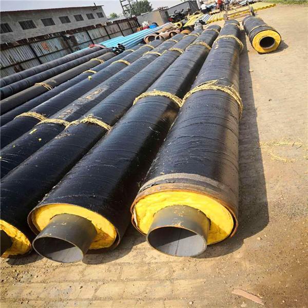 万载耐高温钢套钢复合保温管生产厂家