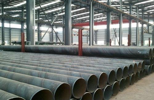 安徽省淮南市专业加工销售3pe防腐直缝钢管生产厂家
