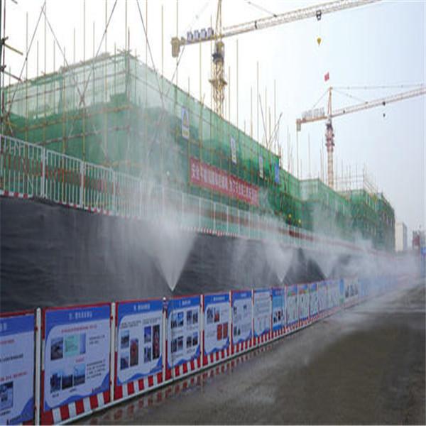 建瓯建筑工地围墙围挡喷淋价格行情