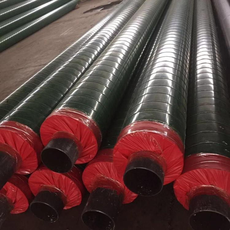 保温聚氨酯钢管保温厂家沧州瑞盛管道梁子湖区