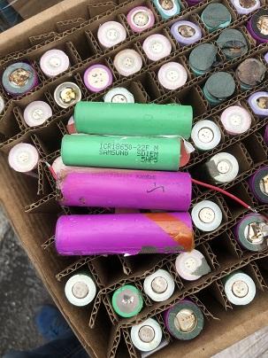 巨野回收四氧化三钴废料电池正极片回收586