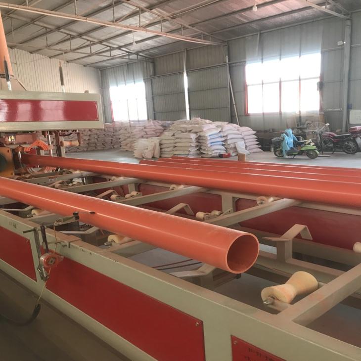 亳州市pvc-c高压电缆护套管厂家报价