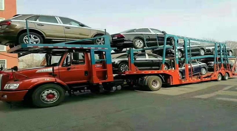 乐山到滨州轿车托运就选直达专线