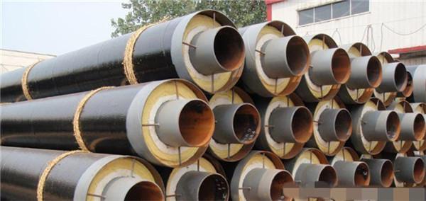 优质钢套钢蒸汽保温管厂商来凤