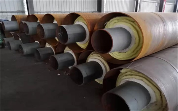 供暖地埋发泡螺旋保温管的厂家德阳专注价A