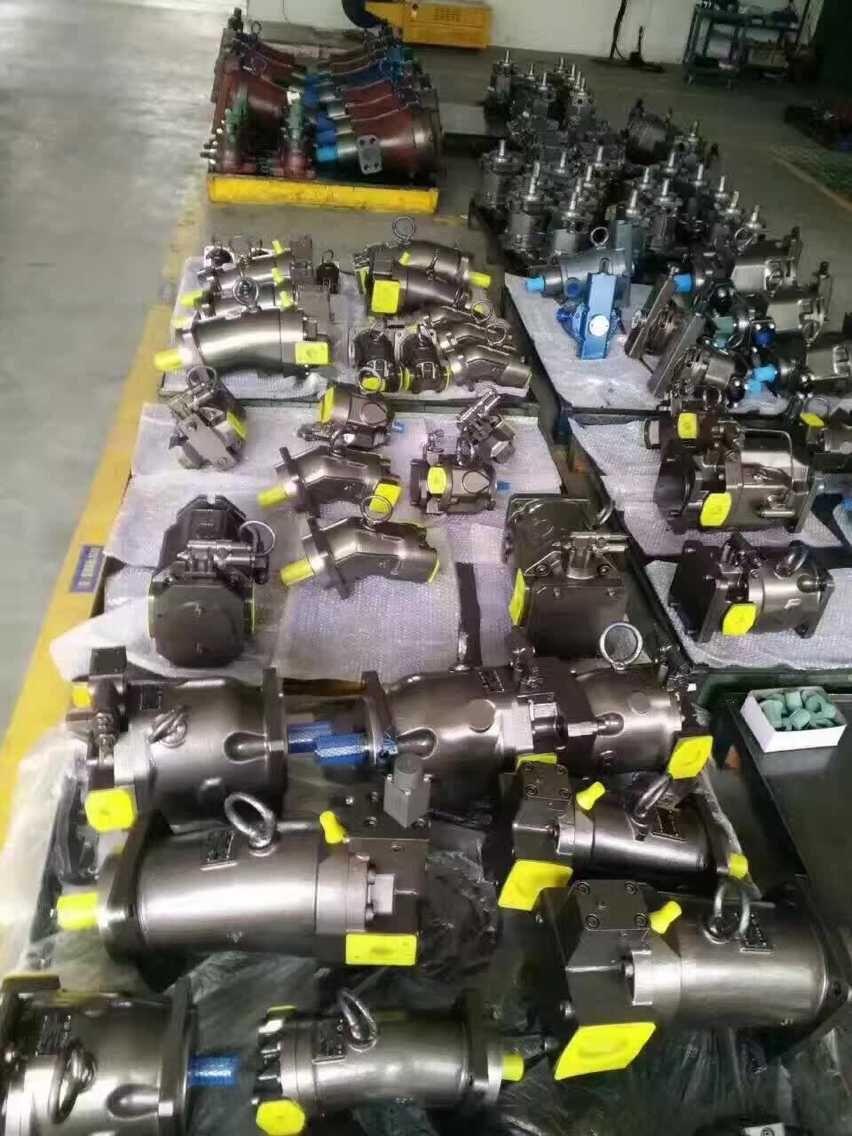 变量柱塞泵4WRE6V32-2X/G24K4/V