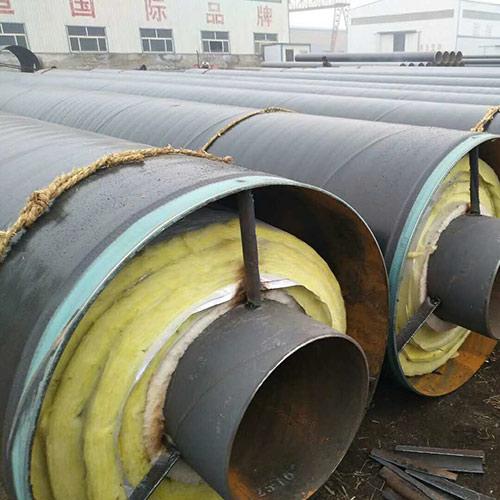 乐至大口径供暖用聚氨酯保温管哪家专业河北鑫立铎管道工程有限公司