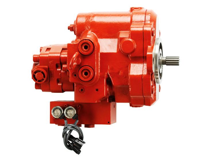 钢球液压马达VP-20-20F-A3