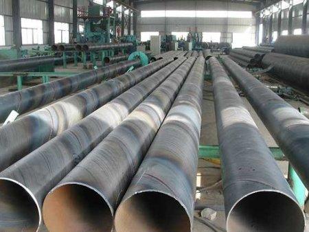山东莱芜大口径钢管贸易公司