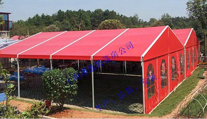 唐山餐厅篷房生产厂家_装配式建筑_装拆灵活_适于各种场地_可租用