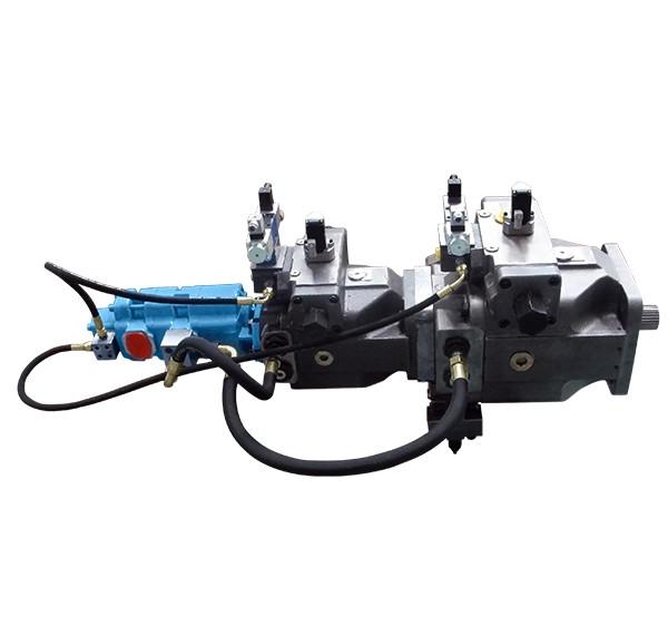 充氮车柱塞泵160MCM14-1B