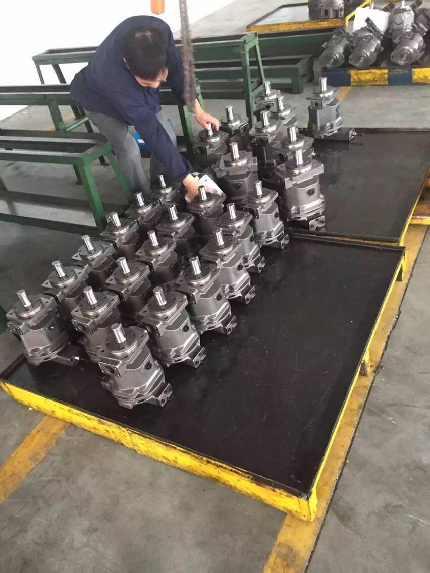 柱塞式同步分流马达柱塞泵PVB5-RSW-20-C-11-PRC