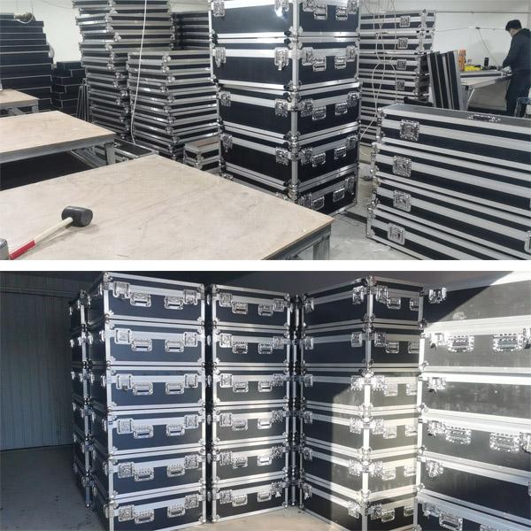 金华市定制铝合金舞台道具箱制造有限公司