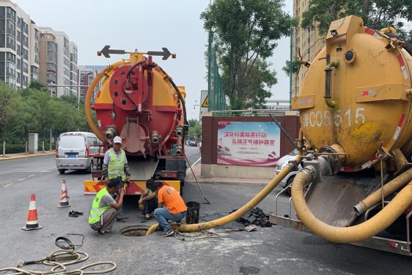 西青区中北镇光固化管道修复-CCTV管道检测服务电话