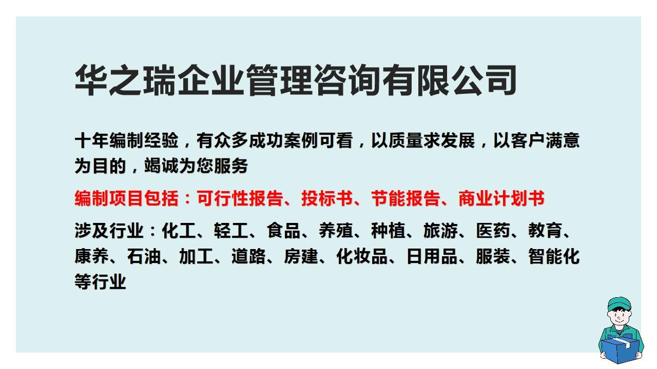 施甸县写项目申请报告立项提交计划方案