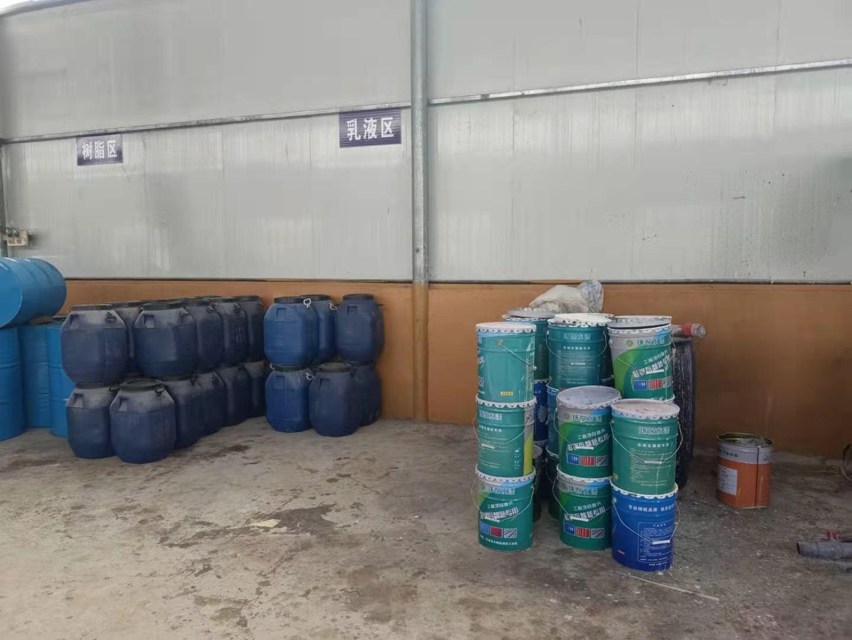 房山厂房彩钢瓦喷漆施工流程