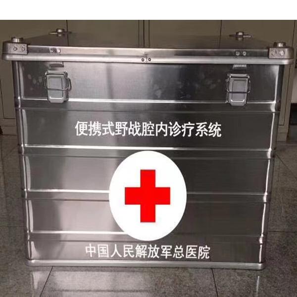 荆州市定制铝合金展示箱定做正天铝箱报价