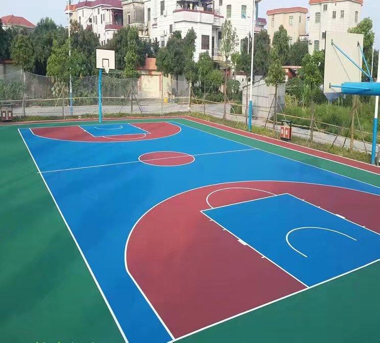 2021范县标准篮球场尺寸有什么优点值得信赖