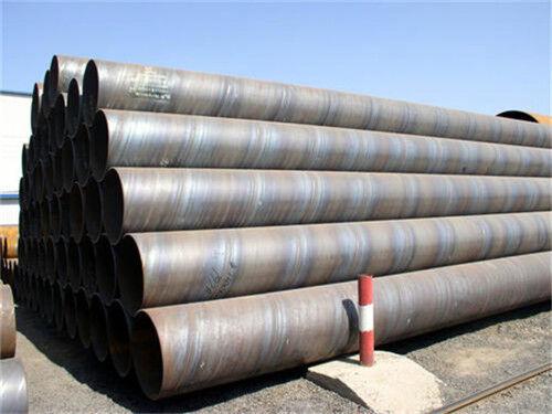 DN1300挂网式水泥砂浆防腐钢管专业厂家