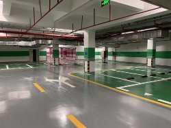 深圳市南山厂区热熔划线施工