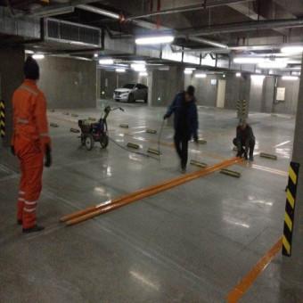 禅城区南庄镇地面热熔划线施工