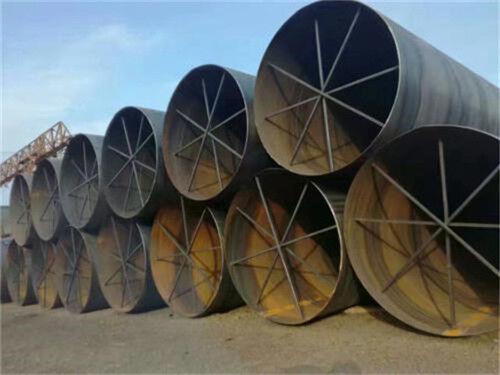 920*14环氧树脂螺旋钢管一米价钱