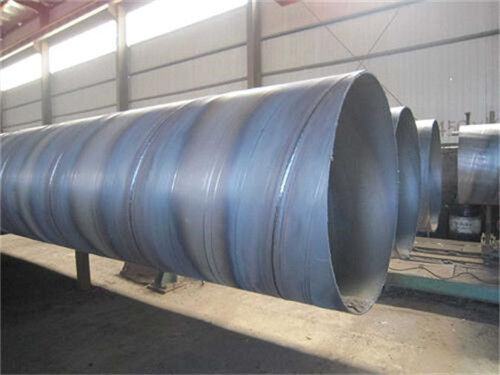 820*12排污螺旋钢管样式分类