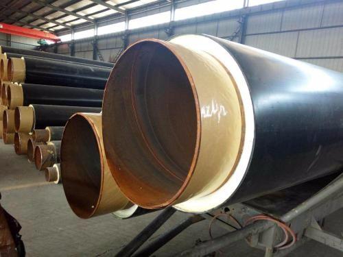 133热水管线直埋保温钢管价格呼玛(友浩管道.)
