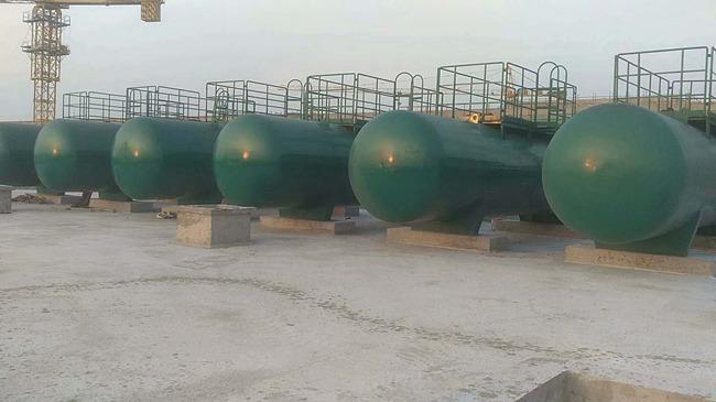 延安延川压力管道安装公司#延安延川储气罐安装