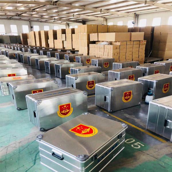 舟山市定制五金工具箱定做铝箱源头生产厂家