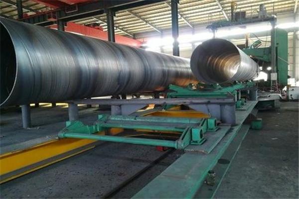 湖滨DN1200*16防腐螺旋钢管定做厂家