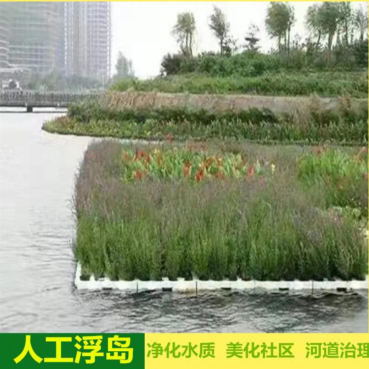 吉安人工浮床价格-改良水体污染施工