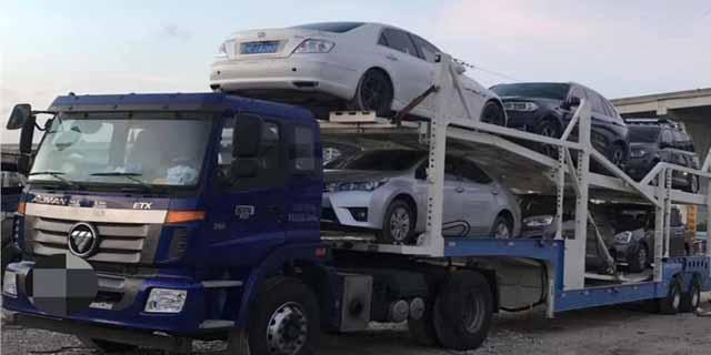 沧州到黄山二手车拖运(直达)网点查询