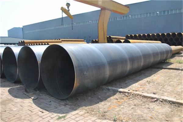 包河273*10防腐螺旋焊管价格