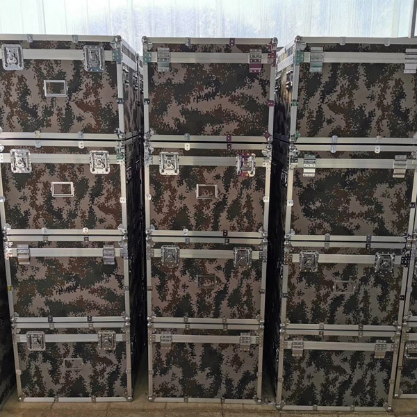 漳州平和鋁合金異形箱價格