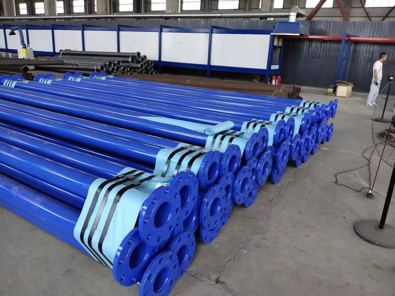 乐业大口径热镀锌直缝焊管-Q345qDERW高频焊管价格-哪种钢管可以用在输水